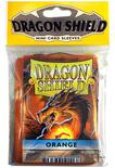 Dragon Shield Small Sleeves, Orange (50pcs)