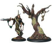 Circle Orboros Cassius the Oathkeeper & Wurmwood, Tree of Fate