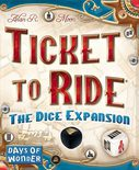 Ticket to Ride: Dice Game Expansion / Noppalaajennus (FIN, SWE, ENG, exp)