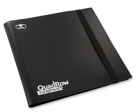 Ultimate Guard FlexXFolio 12 Pocket Black Binder