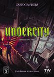 Cartographers Map Pack 3: Undercity - Depths of Sabek (PREORDER)