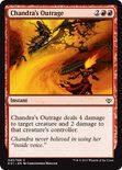 Chandra's Outrage - Archenemy - Nicol Bolas