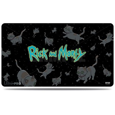 Ultra Pro Playmat: Rick and Morty A Rickle in Time
