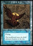 Bird TOKEN 1/1 (2001) - Player Rewards Promot