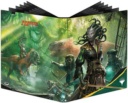Ultra Pro Pro Binder 9 Pocket Ixalan Binder