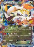 White Kyurem EX 101/113 - Black & White 11: Legendary Treasures