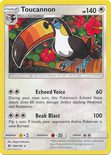 Toucannon 108/149 - Sun & Moon (Base Set)