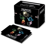 Ultra Pro Deck Box Magic Mana 4 with Dual Life Counter