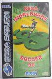 Sega Worldwide Soccer '98 Club Edition - Saturn