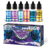 GSW Chameleon Metallic Colorshift Acrylic Paint Set 1