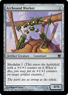 Arcbound Worker - Modern Masters