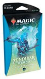Zendikar Rising Theme Booster Blue