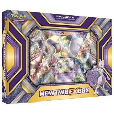 Collection Box: Mewtwo EX
