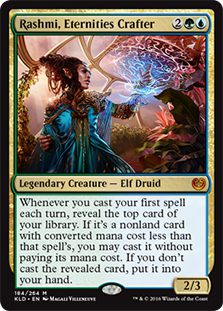Rashmi, Eternities Crafter - Kaladesh