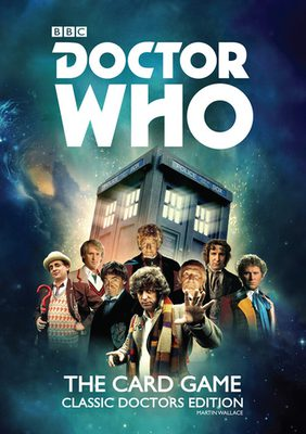 Doctor Who: The Card Game – Classic Doctor Edition
