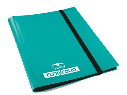 Ultimate Guard FlexXfolio 4 Pocket Turquoise Binder