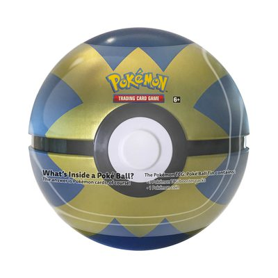Pokemon Fall 2019 Tin: Quick Ball