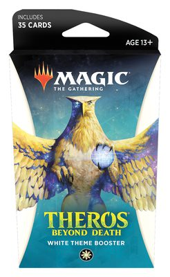 Theros Beyond Death Theme Booster White