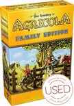 Agricola Family *USED*