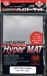 KMC Sleeves Hyper Matte Clear (80pcs)
