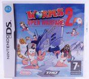 Worms: Open Warfare 2 - Nintendo DS