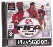 Fifa Football 2005 - PS1