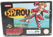 Spirou - SNES