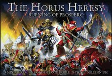 Horus Heresy: Burning of Prospero