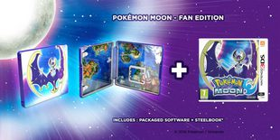 Pokemon Moon Fan Edition - Nintendo 3DS