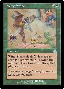Wing Storm - Prophecy