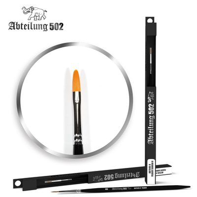 Abteilung 502 Synthetic Filbert Brush 8 ABT840-8
