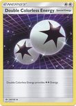 Double Colorless Energy 136/149 - Sun & Moon (Base Set)