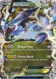 Black Kyurem EX BW62 - Black & White Promos