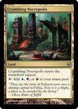 Crumbling Necropolis - Ajani vs Nicol Bolas