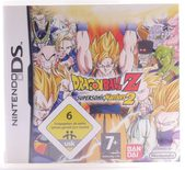 Dragon Ball Z: Supersonic Warriors 2 - Nintendo DS