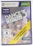 Dance Central 3 (Promotional Copy) - Xbox 360