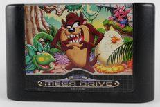 Taz-Mania - Mega Drive