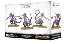 Chaos Daemons Fiends