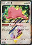 Ditto Prism Star 154/214 - Sun & Moon Lost Thunder