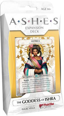 Ashes: Rise of the Phoenixborn - The Goddess of Ishra