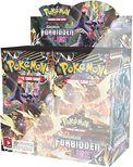 Pokemon SM6: Sun & Moon Forbidden Light Booster Half Box