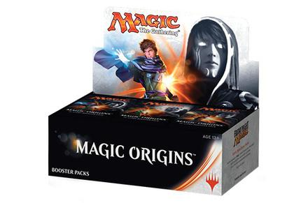 Magic Origins Booster Display Box