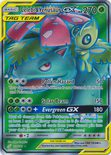Celebi & Venusaur GX Full Art 159/181 - Sun & Moon Team Up