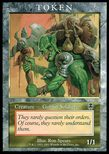 Goblin Soldier TOKEN 1/1 (2001) - Player Rewards Promot