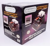 Nintendo NES Wooden Storage Cabinet (For 28 Games And Accessories)