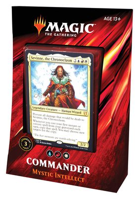 Commander 2019: Mystic Intellect (URW)