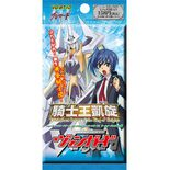 Cardfight Vanguard Set 10: Triumphant Return of the King of Knights Booster