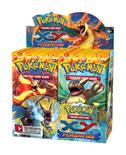 XY2: Flashfire Booster Display Box