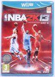 NBA2K13 - Wii U