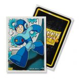 Dragon Shield Art Sleeves Standard Size Mega Man (100ct)